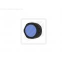 Синий фильтр ED20 для светодиодных фонарей с диаметром головной части  22-26 мм