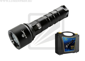 XTAR D06 Kit (XP-G R5) Дальнобойный светодиодный фонарь для подводной охоты