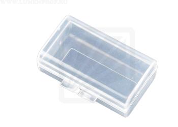 Пластиковый бокс для элементов питания АА*2