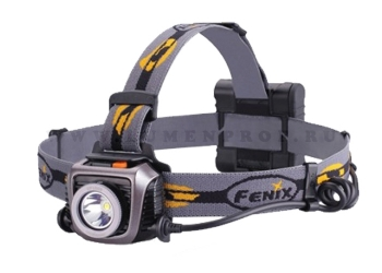 Fenix HP15 UE (XM-L2 U2) Экспедиционный налобный фонарь на батарейках АА