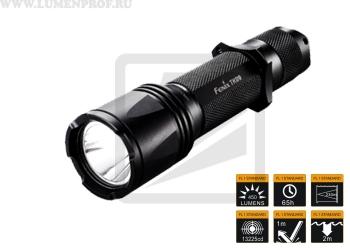 Fenix TK09 (XP-G2 R5) Компактный тактический фонарь