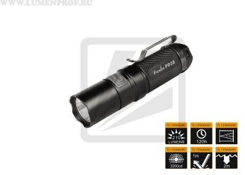 Fenix PD22 (XP-G2 R5) Карманный фонарь с питанием CR123A