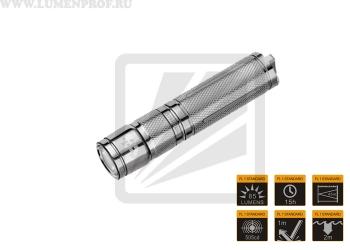 Fenix E05SS (XP-E2) Светодиодный фонарик брелок из нержавеющей стали