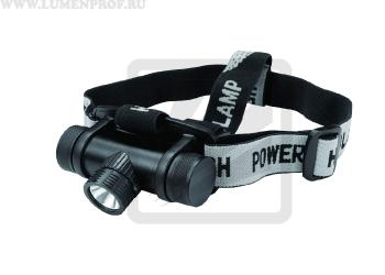 Lumintop HL01 (XM-L2 U2) Мощный налобный фонарь с металлическим корпусом