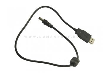 Ferei C10A Специальное зарядное устройство USB для налобных фонарей Ferei с разъемом 5,5 мм