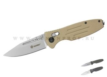 Раскладной нож Ganzo G702 (пластиковая рукоятка)