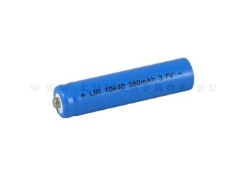 Аккумулятор Li-ion 10440 3.7V 350mAh для фонарей UltraTac K18