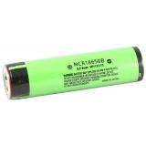 Panasonic 18650pro Литий-ионный аккумулятор с защитой и большой емкостью 3400mAh