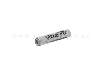 Аккумулятор UltraFire Li-ion 10440 3.7V 500mAh для фонарей UltraTac K18
