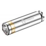 Lumintop Torpedo 007  (Cree XP-L V5) Светодиодный подарочный фонарик брелок из нержавейки