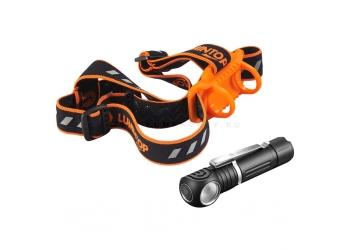 Lumintop HL18 (Cree XP-L HD) Универсальный светодиодный налобный фонарь с зарядным устройством